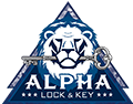 Alpha Lock and Key 954-803-6332 – South Florida Locksmith Logo